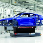 Audi AG: Fertigung des Audi R8 im Werk Böllinger Höfe in Heilbronn am 30.9.2014