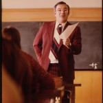 A_TEACHER_TALKS_TO_HIS_STUDENTS_IN_A_CLASSROOM_AT_CATHEDRAL_HIGH_SCHOOL_IN_NEW_ULM,_MINNESOTA._THE_TOWN_IS_A_COUNTY..._-_NARA_-_558210