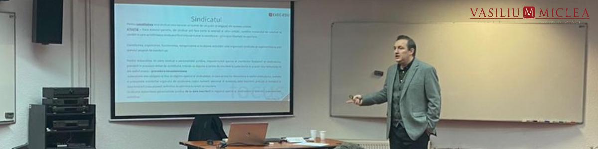 Legislația muncii - aspecte teoretice și provocări practice